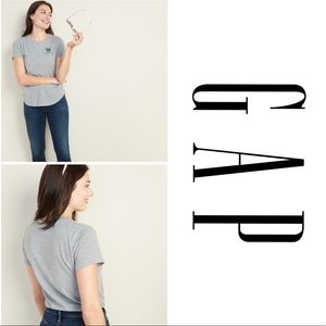 Gap Everywear Cool for the Summer Pineapple Tee